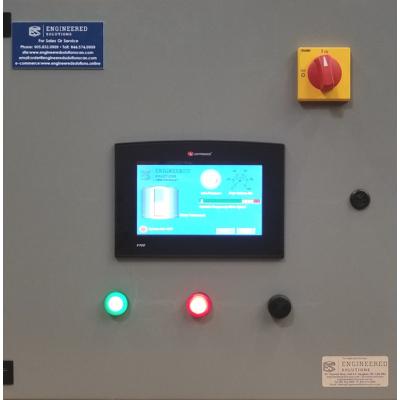 ES-7000 Control Panel