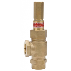 Back Pressure-Relief Valves