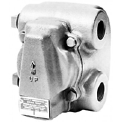 """Float & Thermostatic Steam Trap 3/4"""" (NPT) FT FLOAT & THERMOSTATIC STEAM TRAP (0-15 PSI)"""