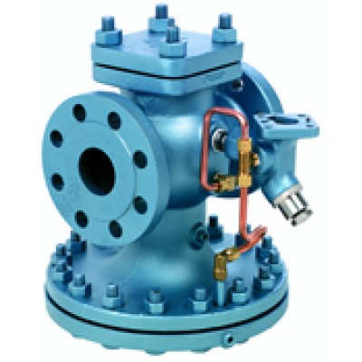"HD PILOT-OPERATED REGULATOR DUCTILE IRON 2"" (NPT) HD PILOT-OPERATED REGULATOR DUCTILE IRON"