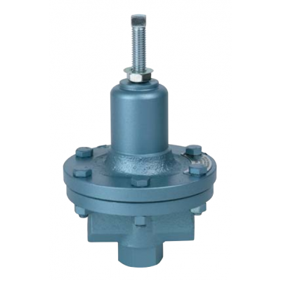 "Pressure Regulating Valve 1/2"" (NPT) ""O"" PRESSURE REGULATING VALVE STEAM - SINGLE SPRING - (10-50 PSI)"