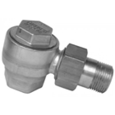 "Thermostatic Steam Trap 1/2 "" (NPT) RADIATOR  - THERMOSTATIC STEAM TRAP (0-25 PSI)"