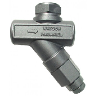 "Liquid Drainer 1/2"" (NPT) WLD1703S THERMODYNAMIC LIQUID DRAIN TRAP (WITH STRAINER)(0-250 PSI)"