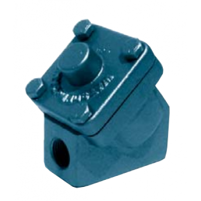 "Thermostatic Steam Trap 3/4"" (NPT) THERMOSTATIC STEAM TRAP (REPAIRABLE) (0-250PSI) - 3/16"" ORIFICE"