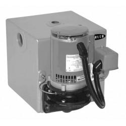 4128G - 12 gpm @ 20 PSI 15 Gal Steel Tank c/w 1/3 HP 1PH Motor Steel Simplex Condensate Pump